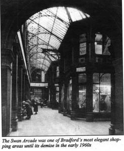 Swan Arcade, Bradford