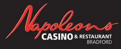 Napoleon's Casino sponsors Marking Bradford Beck